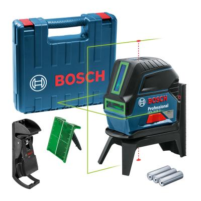 Bosch Kombilaser Grønn GCL 2-15 G  Verktøy.no