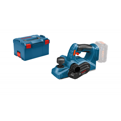 Bosch H?vel GHO 18 V-LI Solo i L-BOXX - 06015A0300 ? 3165140643870