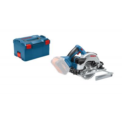Bosch sirkelsag GKS 18V-57 G i L-BOXX med parallellanlegg uten batteri & lader verktøy.no