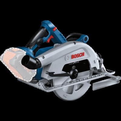 Bosch sirkelsag GKS 18V-68 C Solo med tilbehør