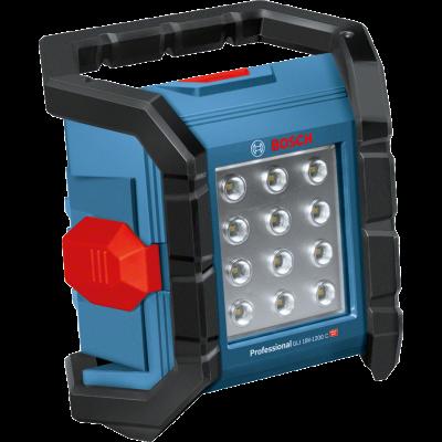 Bosch Batterilampe GLI 18V-1200 C Solo