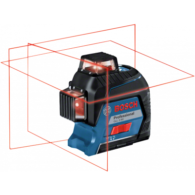 Bosch Linjelasere GLL 3-80 P Professional