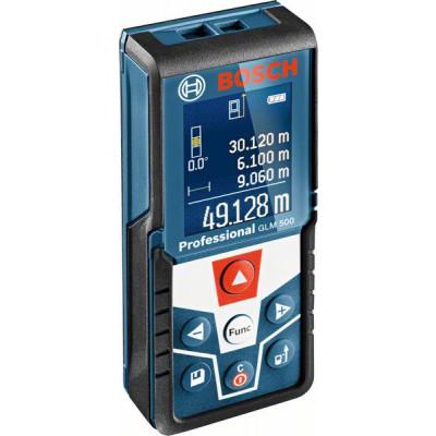 BOSCH Laser-avstandsmåler GLM 500