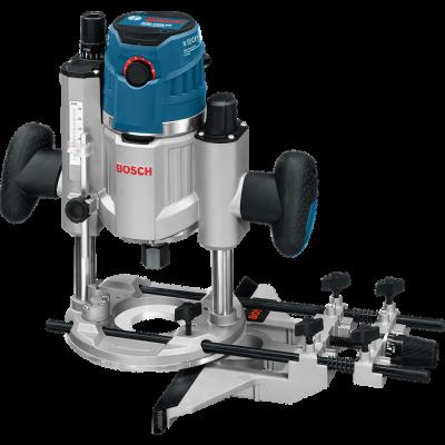 Bosch Overfres GOF 1600 CE i L-BOXX med tilbehør verktøy.no