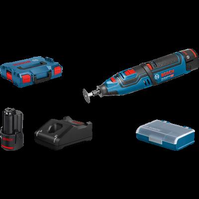 Bosch Batteridrevet multi-rotasjonsverktøy GRO 12 V-LI Professional