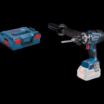 Bosch 18V Bor-/Skrumaskin GSR 18V-150 C i L-BOXX Uten batteri & lader Verktøy.no