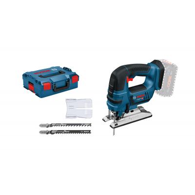Bosch Stikksag GST 18 V-LI B Solo i L-BOXX med 3 stikksagblader