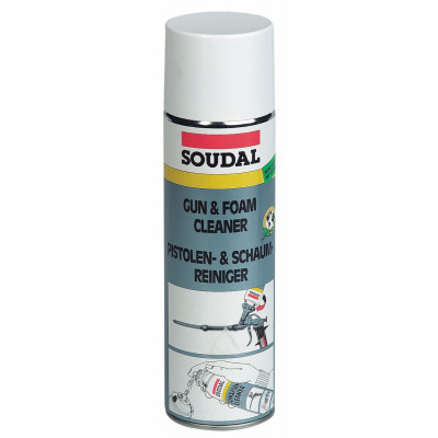 Soudal Skumrens for pistol - 500 ml