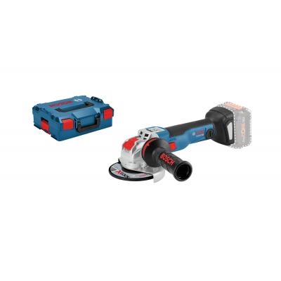 Bosch vinkelsliper GWX 18V-10 C Solo i L-BOXX