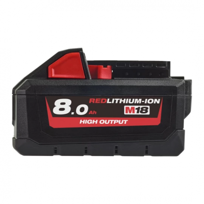 Milwaukee HIGH OUTPUT Batteri M18 8Ah GB8