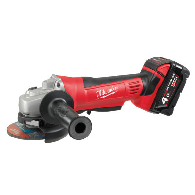 MILWAUKEE VINKELSLIPER HD18 AG-125-402C