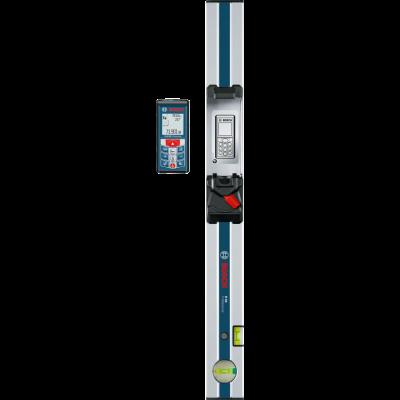 Bosch avstandsmåler GLM 80 + Måleskinne R60 verktøy.no