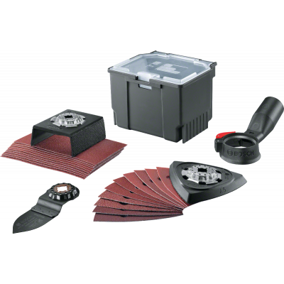 Bosch RB – Starlock M&M Sanding 24 deler sett verktøy.no