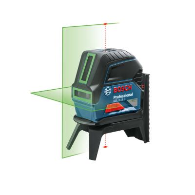 Bosch Kombilaser Grønn GCL 2-15 G Professional