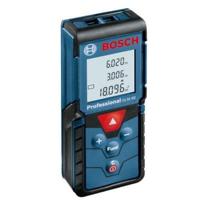 Bosch laser- og avstandsmåler GLM 40 Professional