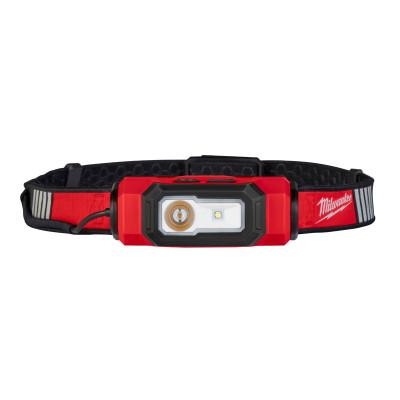 Milwaukee HI-VIS Hodelykt USB Oppladbar L4 HL-VIS