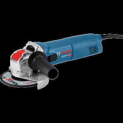 BOSCH Vinkelsliper med X-LOCK GWX 14-125 Professional