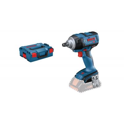 Bosch 18V muttertrekker ½″ GDS 18V-EC 300 ABR i L-BOXX verktøy.no