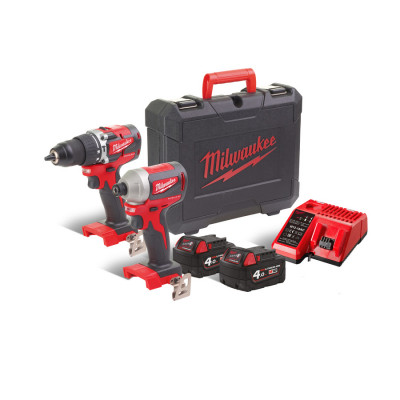 MILWAUKEE POWERPACK M18 CBLPP2A-402C