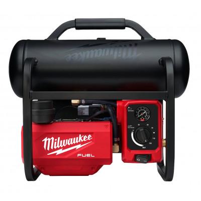 Milwaukee 18V Luftkompressor FAC på 9,31 bar og 48 L Verktøy.no