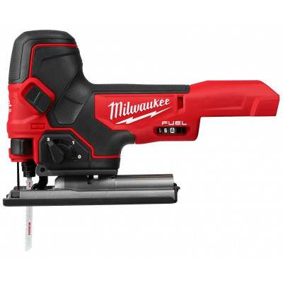 Milwaukee 18V Fuel stikksag M18 FBJS-0X i HD BOX verktøy.no