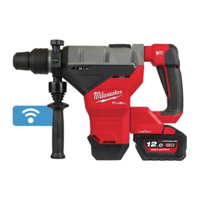 Milwaukee kombihammer M18 FUEL™ 8 KG SDS-MAX FHM-121C