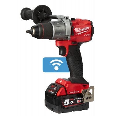 Milwaukee 18V FUEL™ ONE-KEY™ bor-/skrutrekker M18 ONEDD2-502X verktøy.no