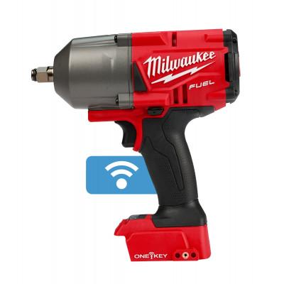 Milwaukee 18V ONE-KEY™ muttertrekker ½″ med friksjonsring i HD BOX M18 ONEFHIWF12-0X  verktøy.no
