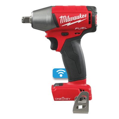 Milwaukee 18V muttertrekker ½″ med friksjonsring i HD BOX ONEIWF12-0X  verktøy.no