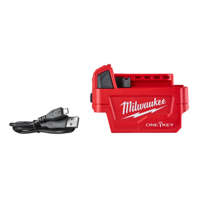 Milwaukee batteriadapter M18 ONEKA-0 verktøy.no