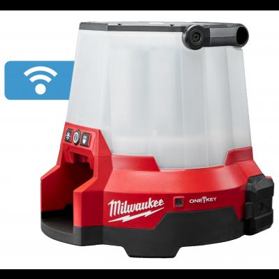Milwaukee 18V ONE-KEY™ kompakt LED anleggsbelysning ONESLSP-0 4933459158 4002395287130