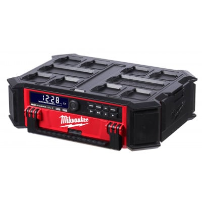 Milwaukee 18V PACKOUT™ Radio/lader DAB+