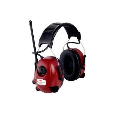3M Peltor ALERT hørselvern med FM-radio og medhørfunksjon