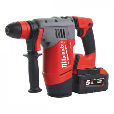 Milwaukee M28 CHPX-502C heavy duty SDS-plus kombihammer