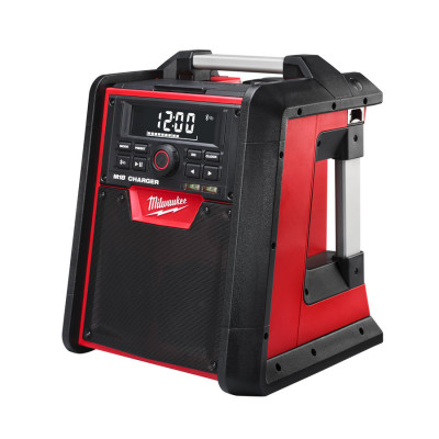 Milwaukee M18 RC-0 Arbeidsradio med lader