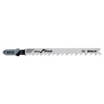 BOSCH T 101 D Clean for Wood (4 pakker typer)
