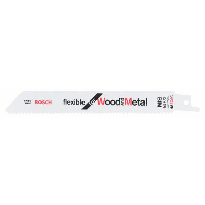 BOSCH S 922 VF Flexible for Wood and Metal bajonettsagblader