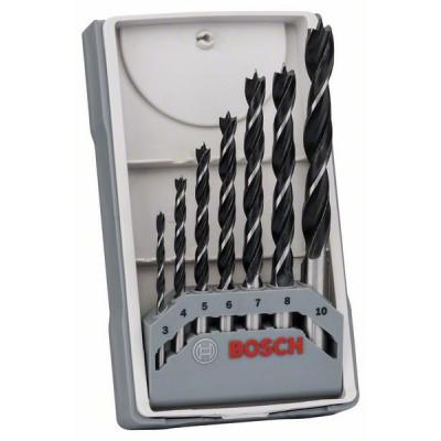 Bosch 7-delers treborsett verktøy.no