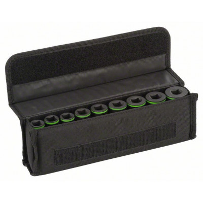 BOSCH Impact Control hylsesett (10mm til 27mm)