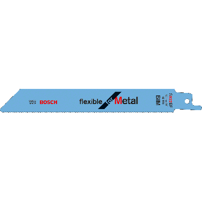 BOSCH S 922 EF Flexible for Metal bajonettsagblader