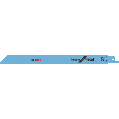 BOSCH S 1122 BF Flexible for Metal bajonettsagblader