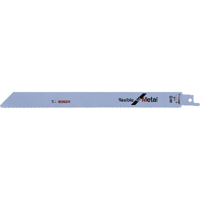 BOSCH S 1122 EF Flexible for Metal bajonettsagblader
