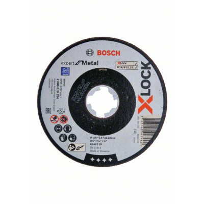 BOSCH X-LOCK Expert for Metal-kappeskiver