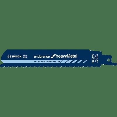BOSCH S 936 BEF Endurance for Heavy Metal bajonettsagblader 5 pak