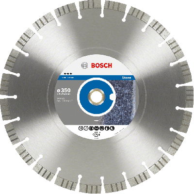 BOSCH Diamantkappeskive Best for Stone