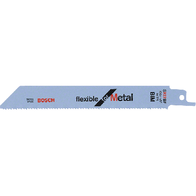 BOSCH S 922 BF Flexible for Metal bajonettsagblader