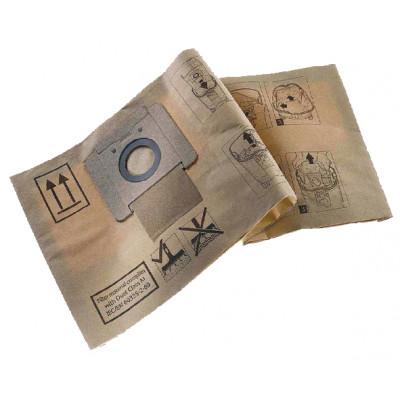 Makita støvpose papir 5 pk P-70203