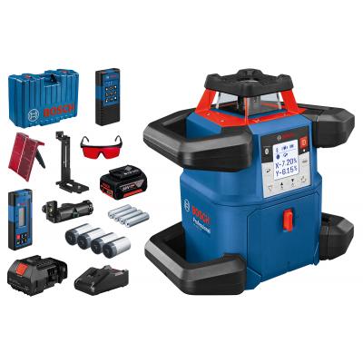 Bosch Rotasjonslaser GRL 600 CHV i oppbevaringskoffert med M/LR 60 M/RB60