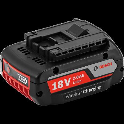 BOSCH GBA 18V 2.0Ah W Wireless Charging Professional