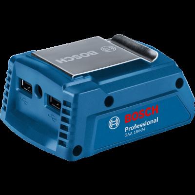 Bosch batteriadapter lader GAA 18V-24 verktøy.no